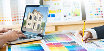 重要な屋根・外壁塗装の色選び