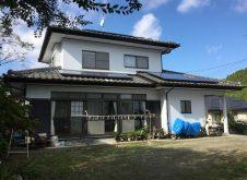 福島県いわき市自由ヶ丘 外壁他塗装 I様邸