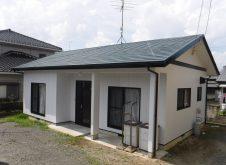 【福島県いわき市鹿島町】屋根・外壁塗装 Y様邸貸家