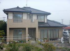 【福島県いわき市平】 外壁塗装 N様邸