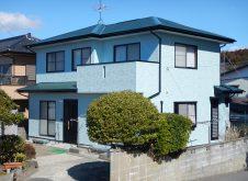 【屋根・外壁塗装】福島県いわき市小名浜 M様邸