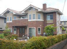 【外壁塗装】福島県いわき市中央台 S様邸