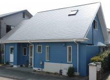 【屋根・外壁塗装】いわき市泉 S様邸