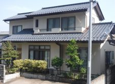 【外壁塗装】福島県いわき市若葉台 H様邸