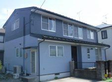 【屋根・外壁塗装】いわき市平 N様邸