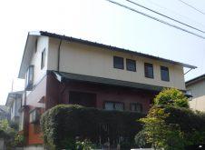 【屋根・外壁塗装】いわき市中央台 S様邸
