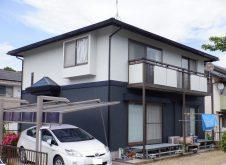 【屋根・外壁塗装】いわき市内郷 K様邸