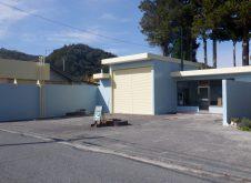 【屋根外壁他塗装】福島県双葉郡 M様 旧ガソリンスタンド事務所